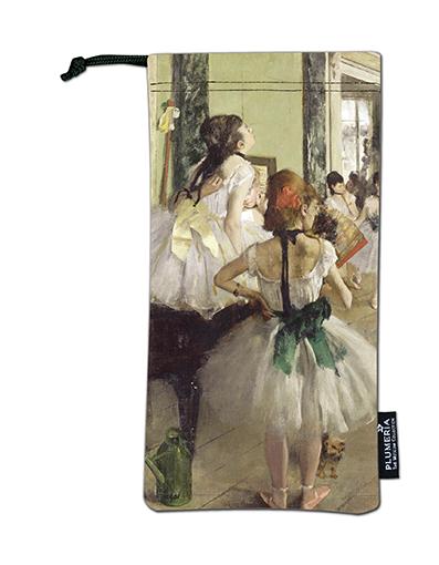 Glasses Pouch, Degas, Ballet Class