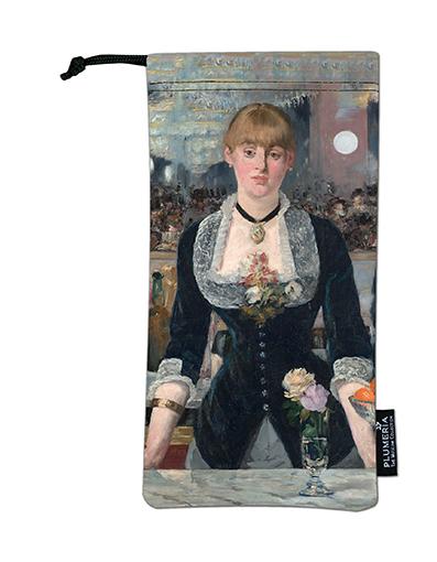 Glasses Pouch, Manet, A Bar