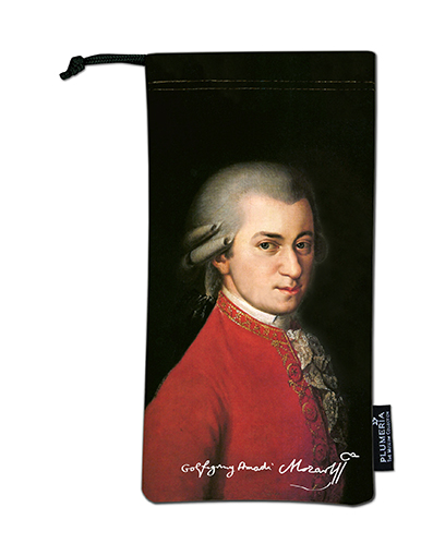 Glasses Pouch, Krafft, Mozart