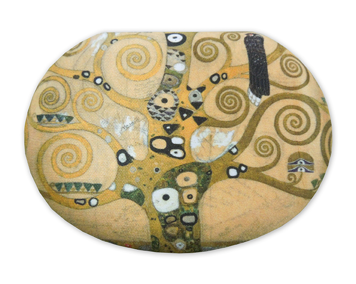 Case Small, Klimt, Tree of Life