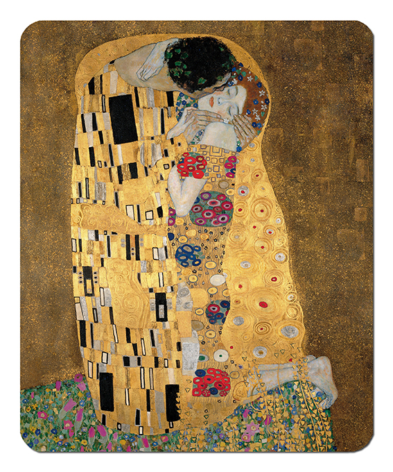 Mousepad, Klimt, The Kiss