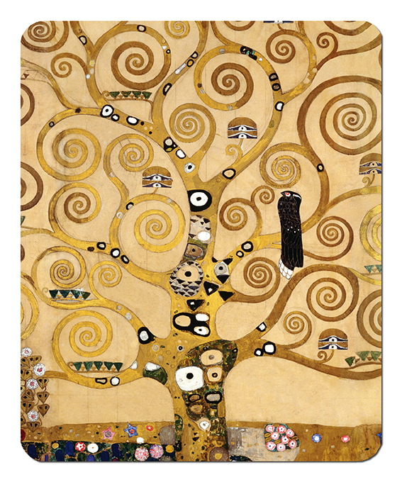 Mousepad, Klimt, Tree of Life