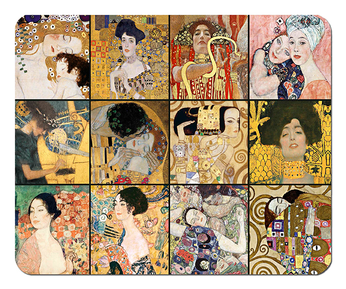 Mousepad, Klimt, Mix