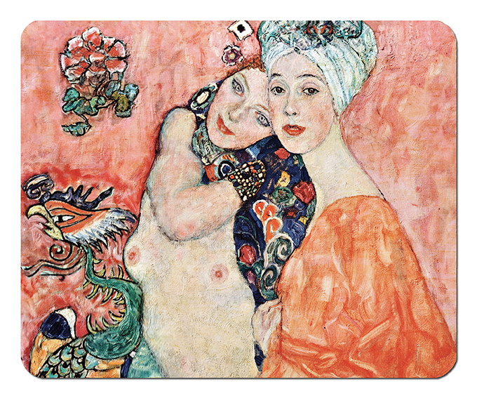 Mousepad, Klimt, The Girlfriends