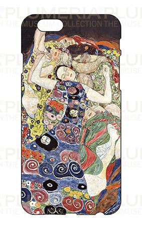 Iphone Case 6/6S, Klimt, The Virgin