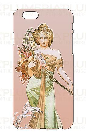 Iphone Case 6/6S, Mucha, Spring
