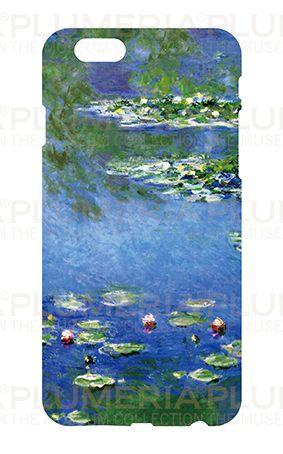 Iphone Case 6/6S, Monet, Waterlilies