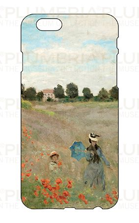 Iphone Case 6/6S, Monet, Poppies near Argenteuil