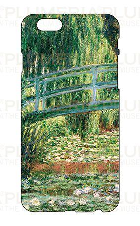 Iphone Case 6/6S, Monet, Japanese Bridge