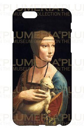 Iphone Case 6/6S, Da Vinci, Lady
