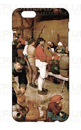 Iphone Case 6/6S, Bruegel, The Peasant Wedding