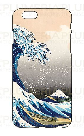 Iphone Case 6/6S, Hokusai, The Great Wave of Kanagawa