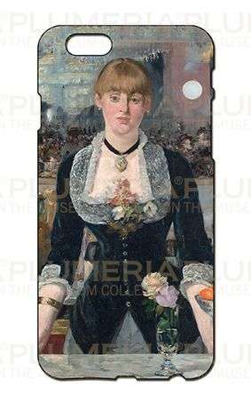 Iphone Case 6/6S, Manet, A Bar