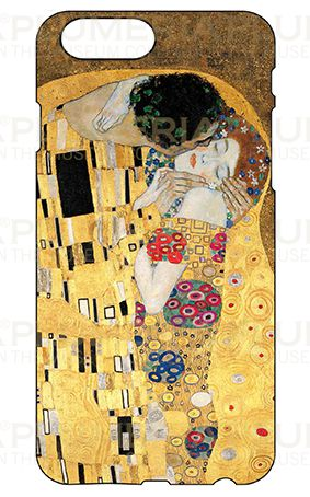 Iphone Case 7+/8+, Klimt, The Kiss