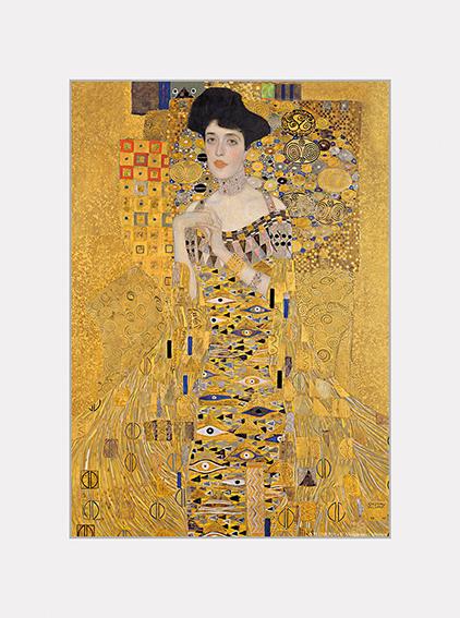 Passe Partout, Klimt, Adele, 39x29cm
