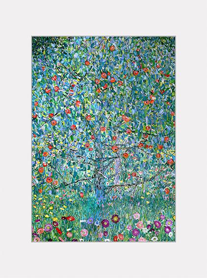 Passe Partout, Klimt, Apple Tree I, 39x29cm