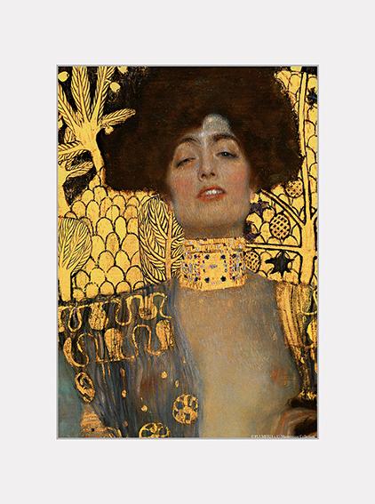 Passe Partout, Klimt, Judith I, 39x29cm