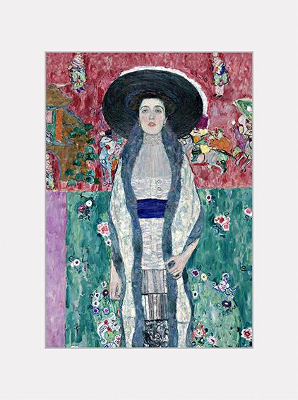 Passe Partout, Klimt, Adele II, 39x29cm