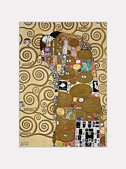 Passe Partout, Klimt, Fulfillment, 39x29cm