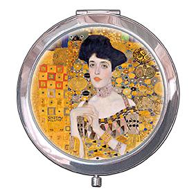 Pocket Mirror, Klimt, Adele Detail, 70x11mm