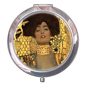 Pocket Mirror, Klimt, Judith I, 70x11mm