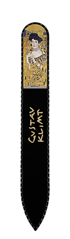 Nail File with Swarovski Element, Klimt, Adele, 13,5x1.2cm
