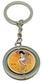 Keychain, Klimt, Adele & Detail